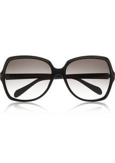 Oliver Peoples Ilana square-frame acetate sunglasses