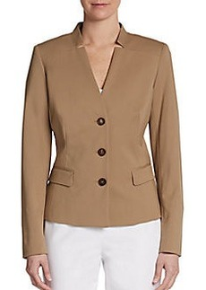 Lafayette 148 New York Kerri Three-Button Jacket