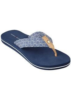 Tommy Hilfiger Women's Corrale Flip Flops