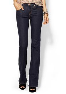 J Brand Mid Rise Slim Bootcut Jeans