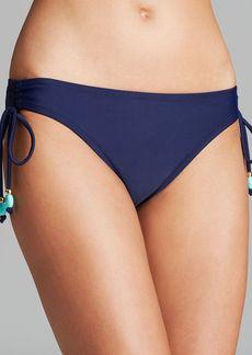 Shoshanna Solids String Bikini Bottom