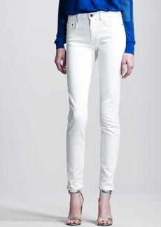 Proenza Schouler Skinny Creamy White Jeans