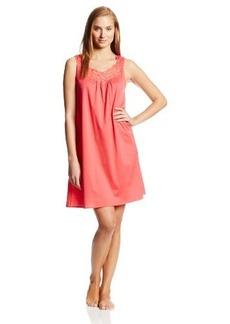 Hanro Women's Filipa Tank Gown