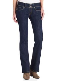 Levi's Juniors Jeans, 524 Skinny Bootcut Dark Wash