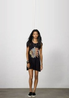Headdress Tank Dress
