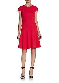 Cynthia Steffe Jersey Drop-Waist Dress