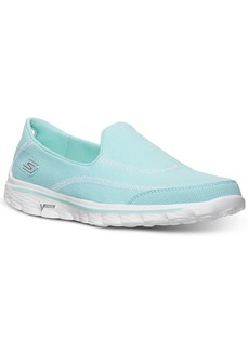 Skechers Women's GOwalk 2 Fresco Walking Sneakers from Finish Line