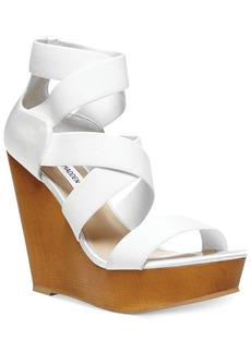 Steve Madden Women's Val Platform Wedge Sandals
