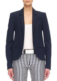 Michael Kors Gabardine Tuxedo Jacket