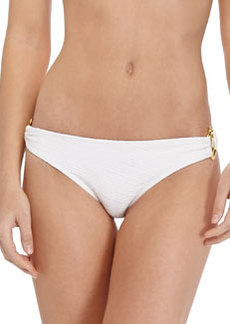 Shoshanna Thessaly Ring-Side Swim Bottom