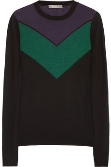 Jason Wu Cashmere and silk-blend sweater