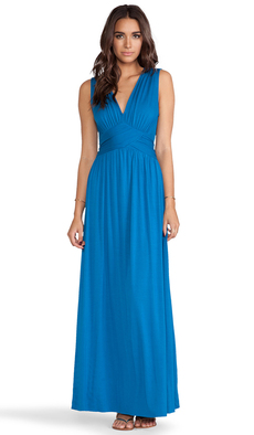 Rachel Pally Elizabeth Dress in Blue