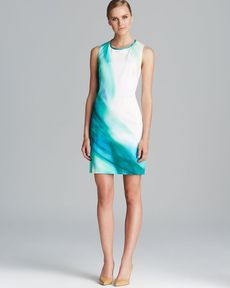 Elie Tahari Venezia Dress