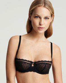 Chantelle Demi Bra - C-Chic Sexy Unlined Underwire #3645