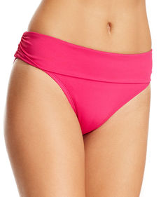 Kenneth Cole Reaction Solid Hipster Bikini Bottom