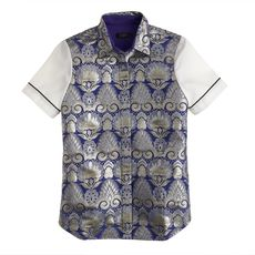 Collection brocade panel top