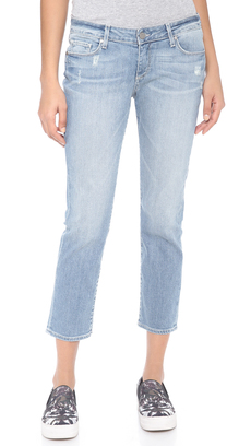 Paige Denim Jimmy Jimmy Crop Jeans
