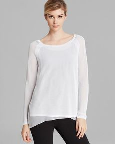Elie Tahari Tipper Sweater