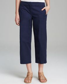 Eileen Fisher Cuffed Capris