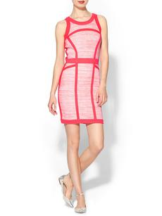 MILLY Spacedye Sheath Dress
