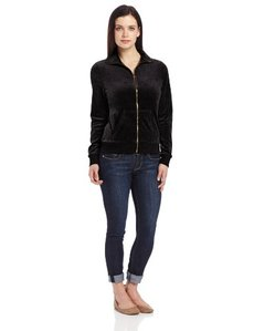 Danskin Women's Velour Jacket