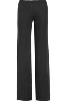 M Missoni Jersey wide-leg pants