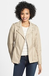 Laundry by Design Water Resistant Cotton-Blend Jacket