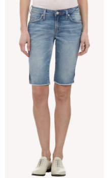 Genetic Camina Cut-Off Jean Shorts