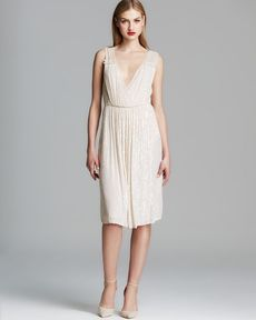 FRENCH CONNECTION Dress - Riviera Mist