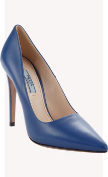 Prada Basic Point-Toe Pumps