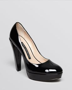 FRENCH CONNECTION Platform Pumps - Nambia High Heel