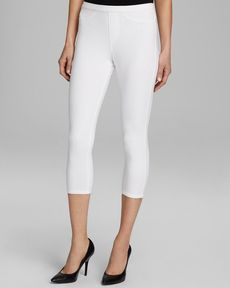 HUE Original Capri Jean Leggings