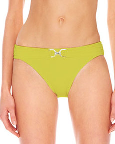 MICHAEL Michael Kors D-Ring Classic Swim Bottom