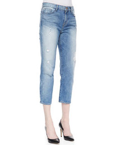 J Brand Jeans Ace Distressed Cropped Boyfriend Jeans (Stylist Pick!)