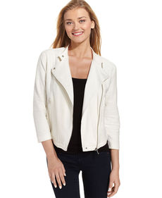 Calvin Klein Jeans Cotton Moto Jacket