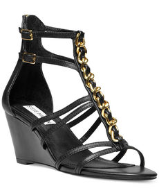 Steve Madden Nataly Caged Wedge Sandals