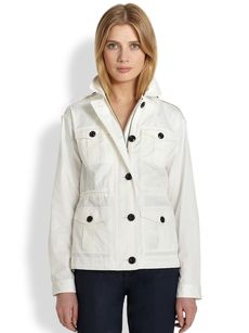Burberry Brit Lasborough Anorak Jacket