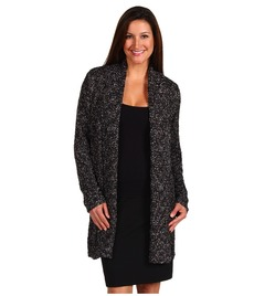 Jones New York Long Sleeve Open Front Cardigan