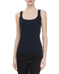 Michael Kors Slim Cotton Tank