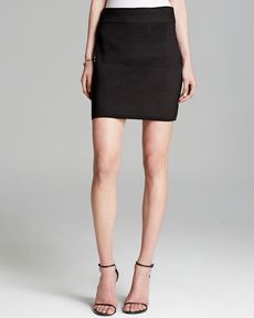 Theory Skirt - Holeen Prosecco