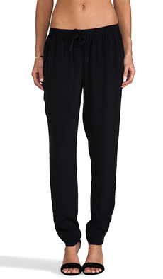 Soft Joie Kyla Pant in Black
