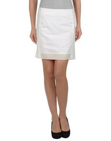 BRUNELLO CUCINELLI - Knee length skirt