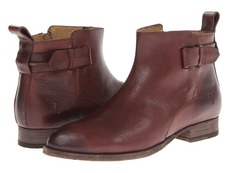 Frye Bella Belt Bootie