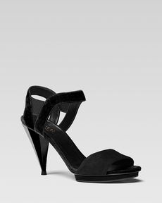 Gucci Liberty High Heel Sandal