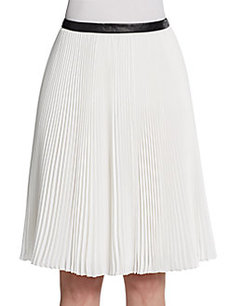 Jason Wu Accordion-Pleat Skirt