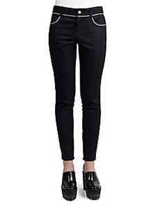 Stella McCartney Piped Denim Jeans