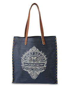 LUCKY DENIM TOTE