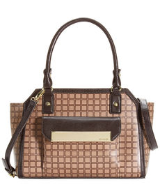 Anne Klein Raising The Bar Medium Satchel