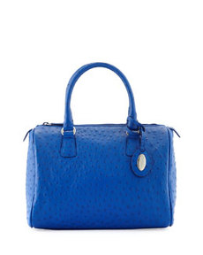 Furla D-Light Saffiano Medium Tote, Ocean