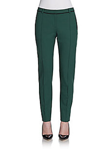 Jason Wu Stretch-Wool Skinny Pants